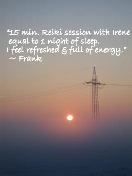 Reiki Sessions