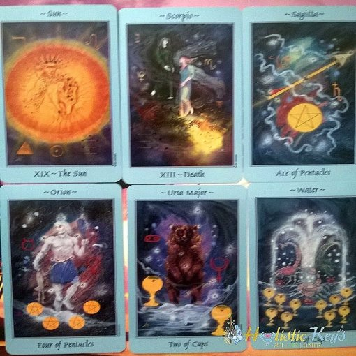 tarot of changes may 2017